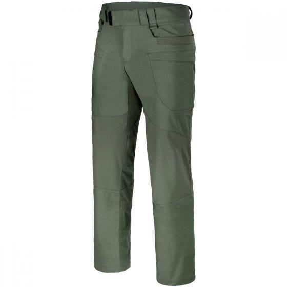 Spodnie Helikon Hybrid Tactical Pants Polycotton Ripstop Olive Drab