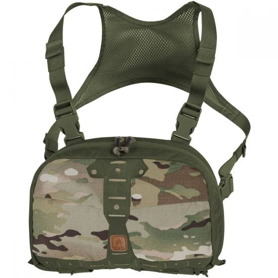 Panel Piersiowy Helikon Chest Pack Numbat MultiCam - Adaptive Green