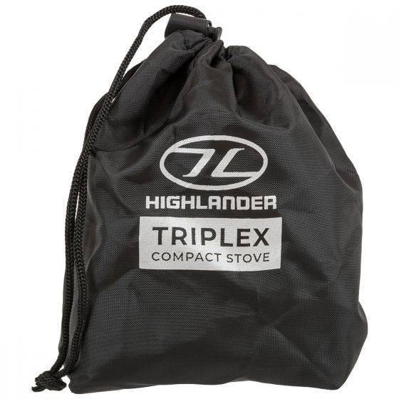 Kompaktowa Kuchenka Gazowa Highlander Triplex