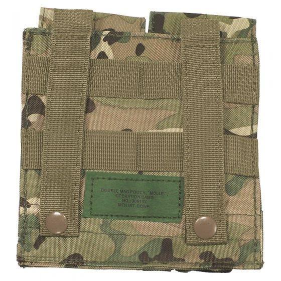 Ładownica Podwójna MFH na Magazynki M4/M16 MOLLE Operation Camo