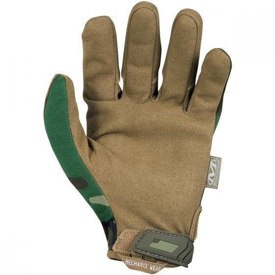 Rękawice Taktyczne Mechanix Wear The Original Woodland
