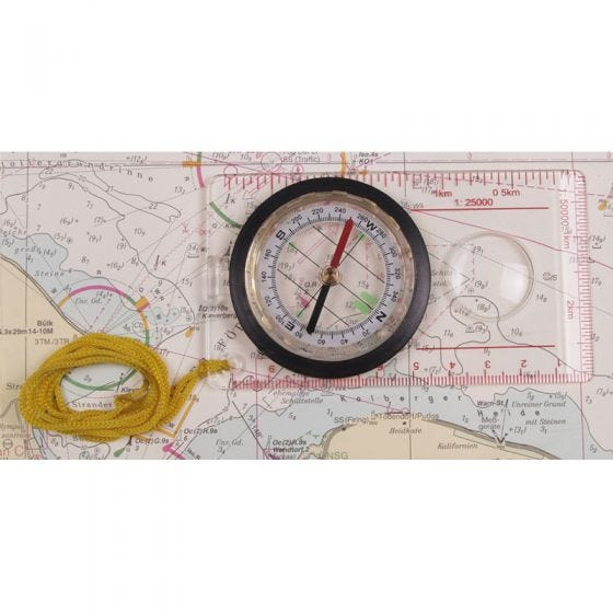 Kompas Kartograficzny MFH Map