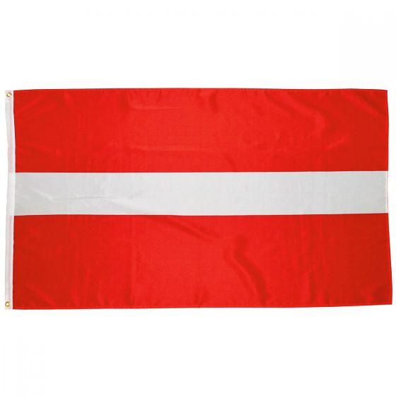 Flaga Łotwy MFH 90x150cm