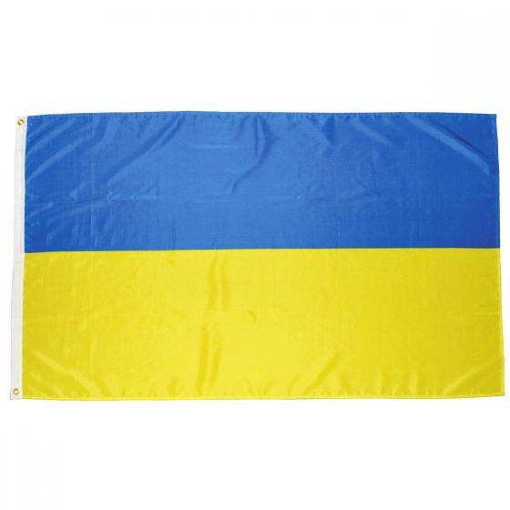 Flaga Ukrainy MFH 90x150cm