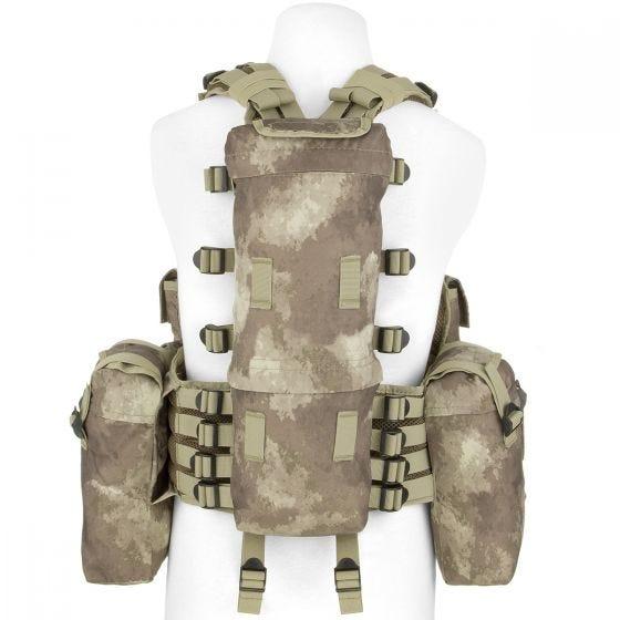 Kamizelka Taktyczna MFH South African Assault HDT Camo AU
