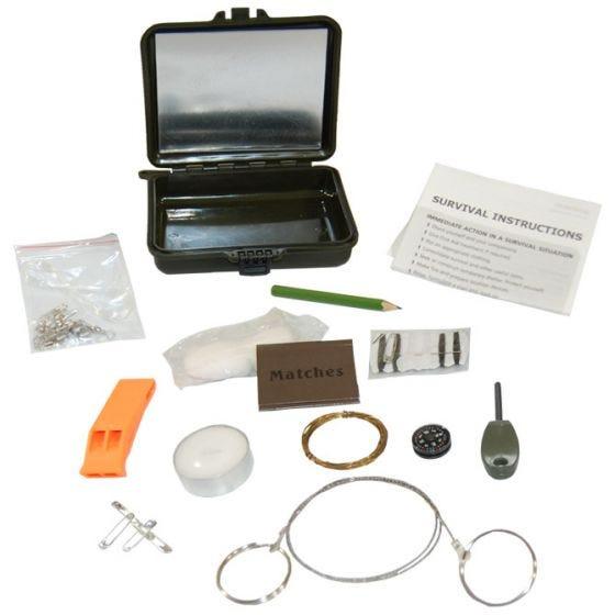 Zestaw Survivalowy MFH Combat Survival Kit