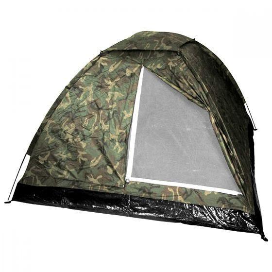 Namiot 3-osobowy MFH Monodom z Moskitierą Woodland