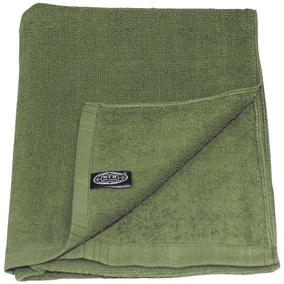 Ręcznik MFH 110x50cm Bawełna OD Green