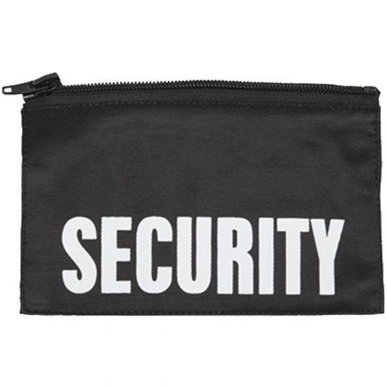 Naszywka SECURITY Mil-Tec Piersiowa na Suwak