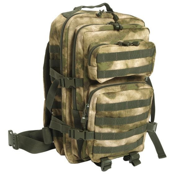 Plecak Mil-Tec US Assault Duży MIL-TACS FG