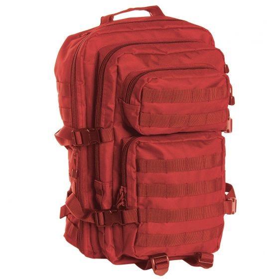 Plecak Mil-Tec US Assault Duży Czerwony