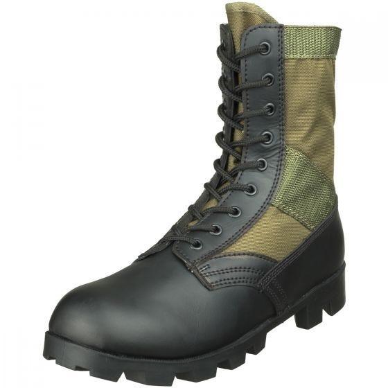 Buty US Jungle Combat Oliwkowe