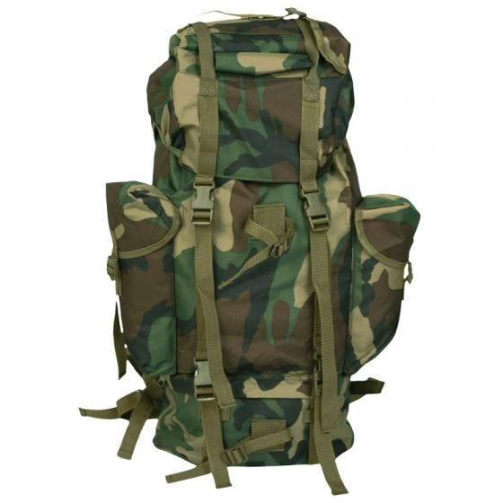 Plecak Mil-Tec BW Combat Woodland