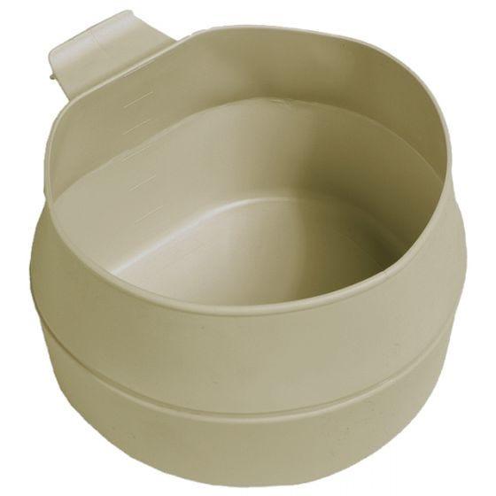Kubek Składany Mil-Tec Fold-a-Cup 200ml Khaki