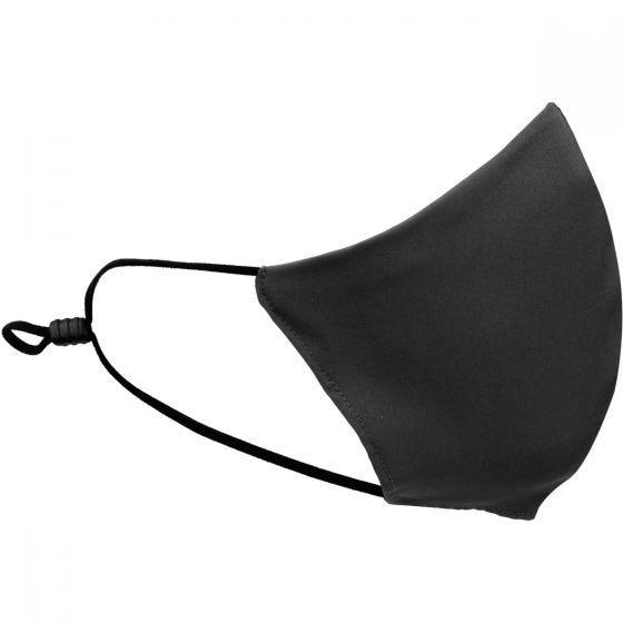 Maseczka Ochronna Mil-Tec V-Shape Elastyczna Czarna