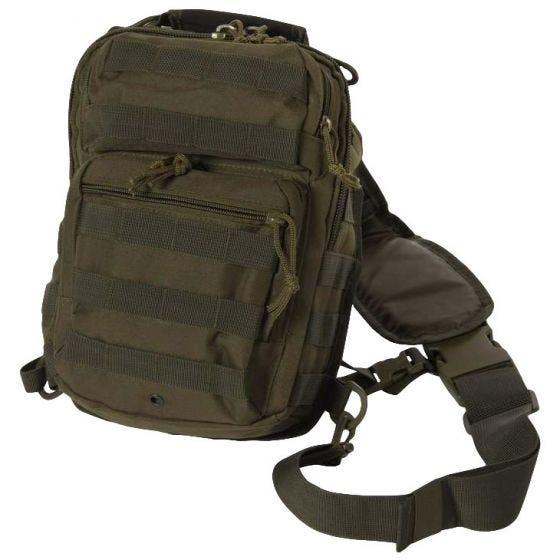 Plecak na Ramię Mil-Tec One Strap Mały Oliwkowy