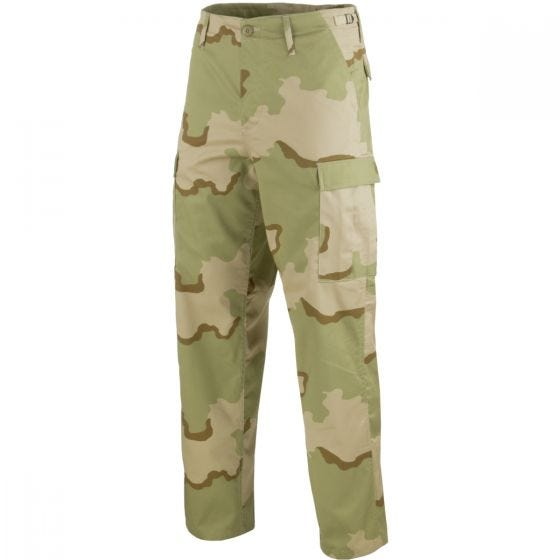 Spodnie Mil-Tec BDU Ranger 3-Desert