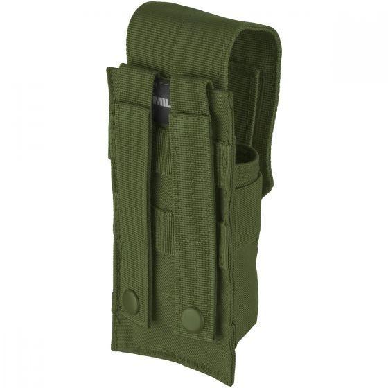 Ładownica Pojedyncza Mil-Tec na Magazynki M4/M16 MOLLE Oliwkowa