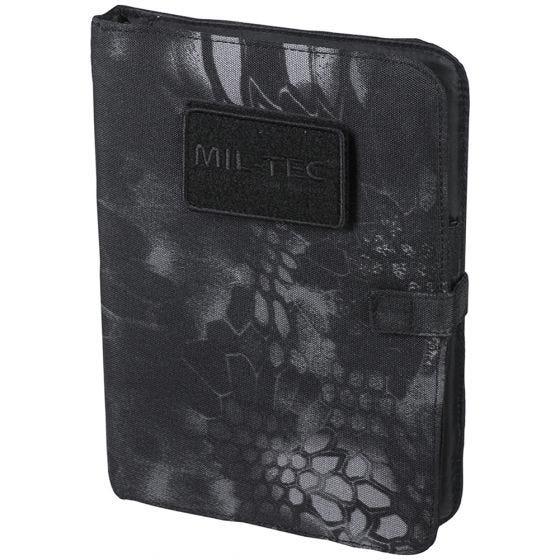 Biwuar Notatnik Taktyczny Mil-Tec Notebook Średni Mandra Night