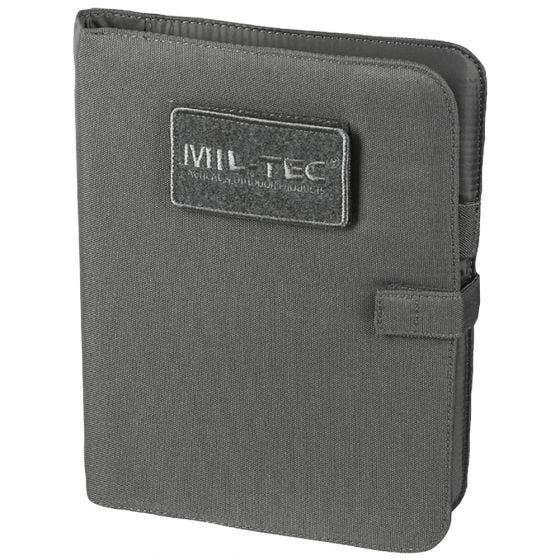 Biwuar Notatnik Taktyczny Mil-Tec Notebook Średni Urban Grey