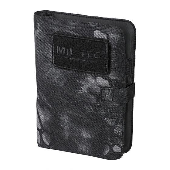 Biwuar Notatnik Taktyczny Mil-Tec Notebook Mały Mandra Night