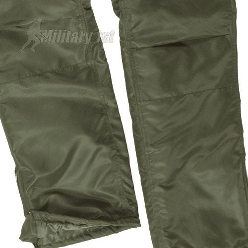 Spodnie Ocieplane Mil-Tec US MA1 Oliwkowe