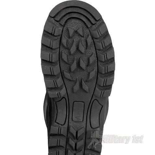 Buty Zimowe Śniegowce Mil-Tec Thermal Czarne