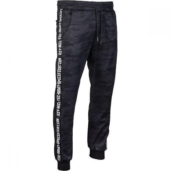 Spodnie dresowe Mil-Tec Training Dark Camo