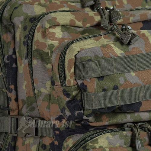 Plecak Mil-Tec US Assault Duży Flecktarn