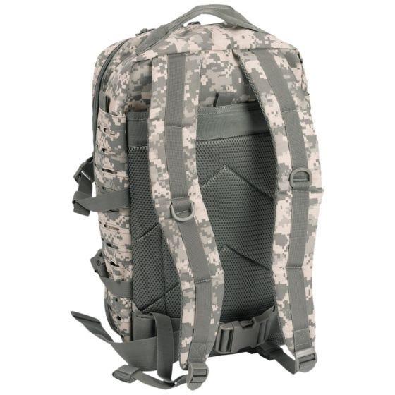 Plecak Mil-Tec US Assault Laser Duży ACU Digital