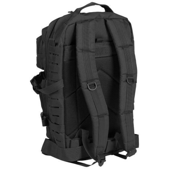 Plecak Mil-Tec US Assault Laser Duży Czarny