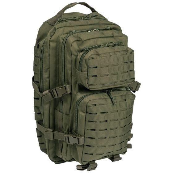 Plecak Mil-Tec US Assault Laser Duży Oliwkowy
