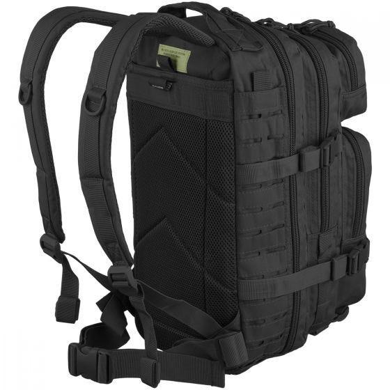 Plecak Mil-Tec US Assault Laser Mały Czarny