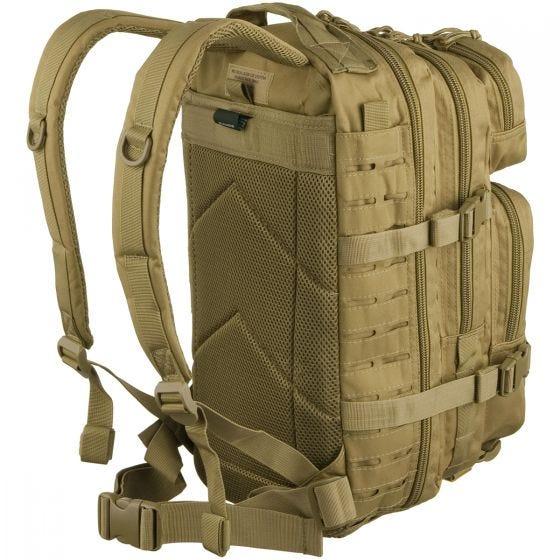 Plecak Mil-Tec US Assault Laser Mały Coyote