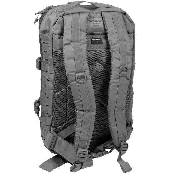 Plecak Mil-Tec US Assault Laser Duży Urban Grey