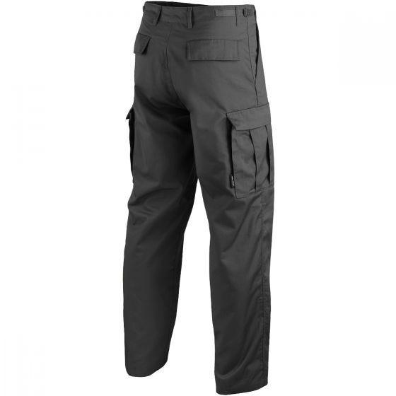 Spodnie Mil-Tec BDU Ranger Czarne