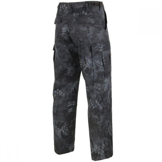 Spodnie Mil-Tec BDU Ranger Mandra Night