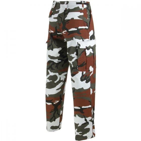Spodnie Mil-Tec BDU Ranger Red Camo