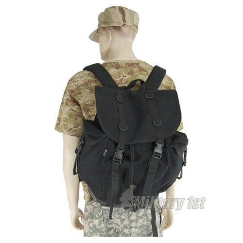 Plecak Mil-Tec BW German Army Czarny