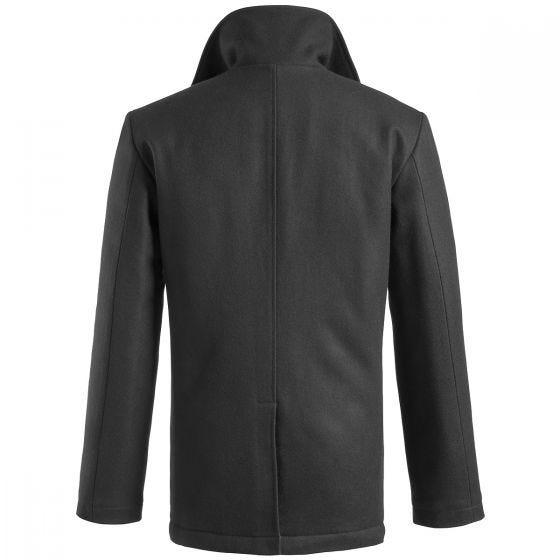 Płaszcz Surplus Pea Coat Czarny