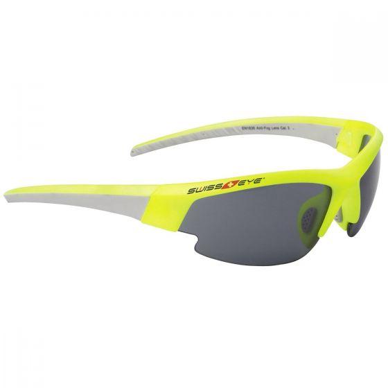 Okulary Taktyczne Swiss Eye Gardosa Evolution S - Zestaw 3 Wymiennych Wizjerów - Żółte
