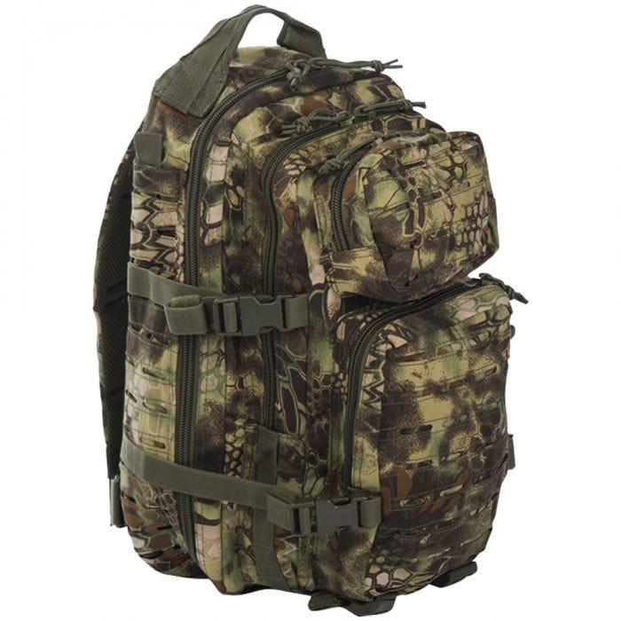 Plecak Mil-Tec US Assault Laser Mały Mandra Wood