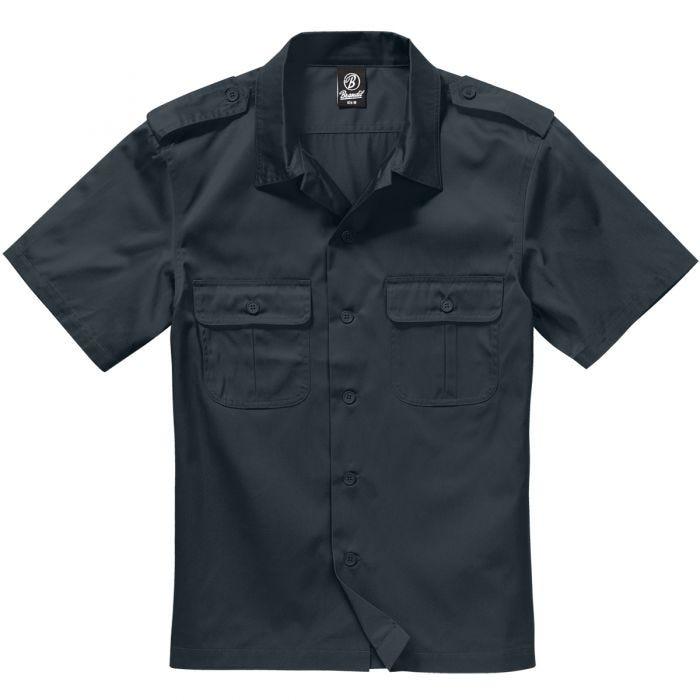 Koszula Brandit US Krótki Rękaw Czarna