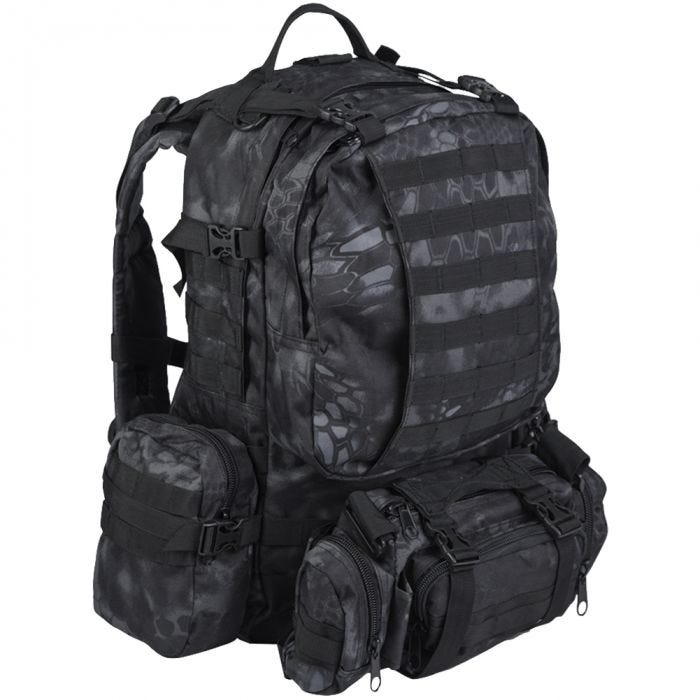 Plecak Mil-Tec Defense Pack Assembly Mandra Night