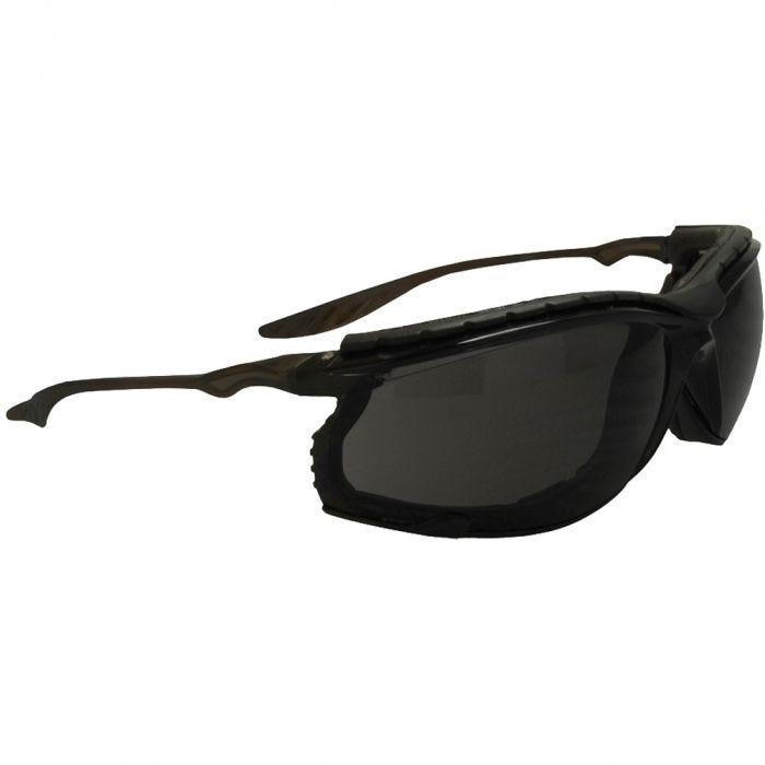 Okulary Taktyczne Swiss Eye Sandstorm - Smoke - Czarne