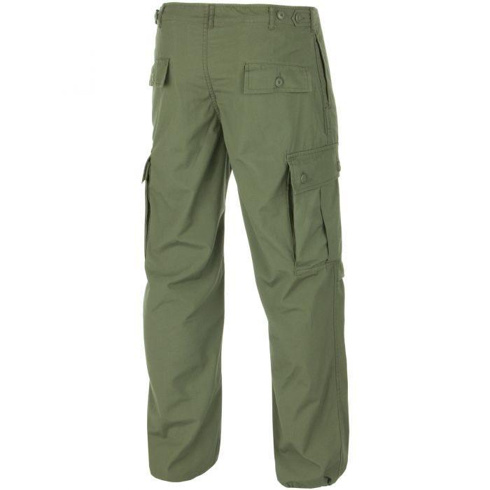 Spodnie Teesar US Jungle M64 Vietnam Oliwkowe