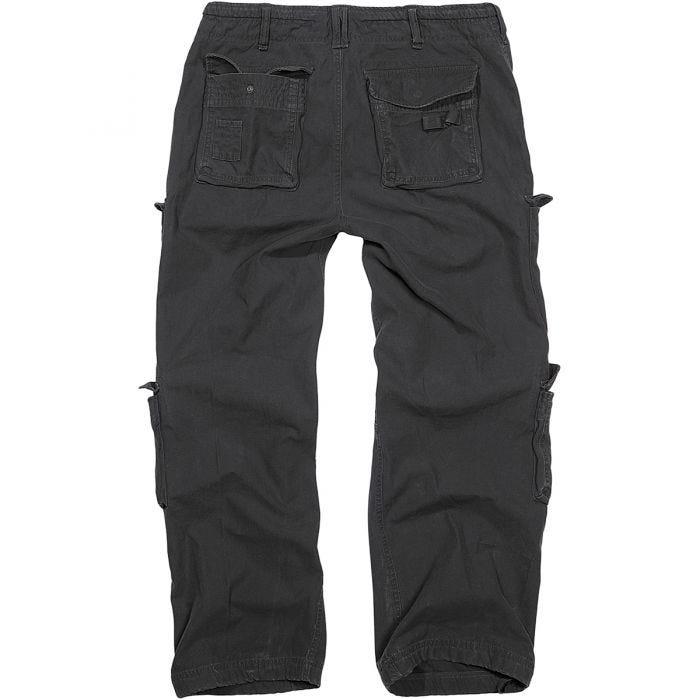 Spodnie Brandit Pure Vintage Czarne