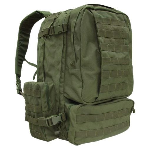 Plecak Condor 3-Day Assault Olive Drab
