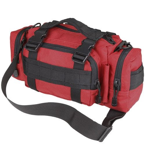 Torba Condor Modular Style Deployment Bag Czerwona