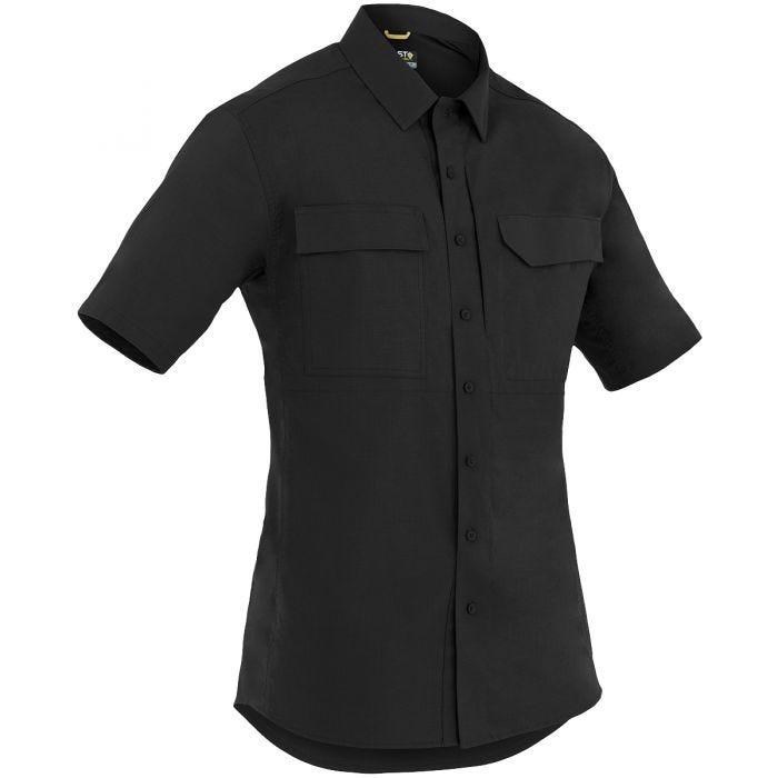 Koszula First Tactical Specialist Tactical Krótki Rękaw Czarna